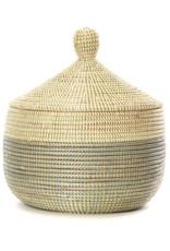 Sterling Dipped Warming Basket