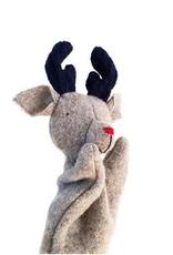 Ouistitine Reindeer Puppet