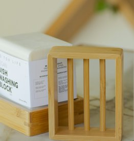 No Tox Life Moso Bamboo Soap Shelf