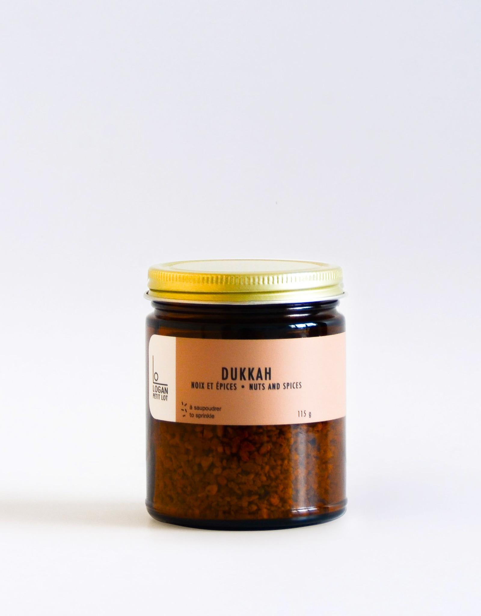 Logan Petit Lot Dukkah - Nuts and Spices