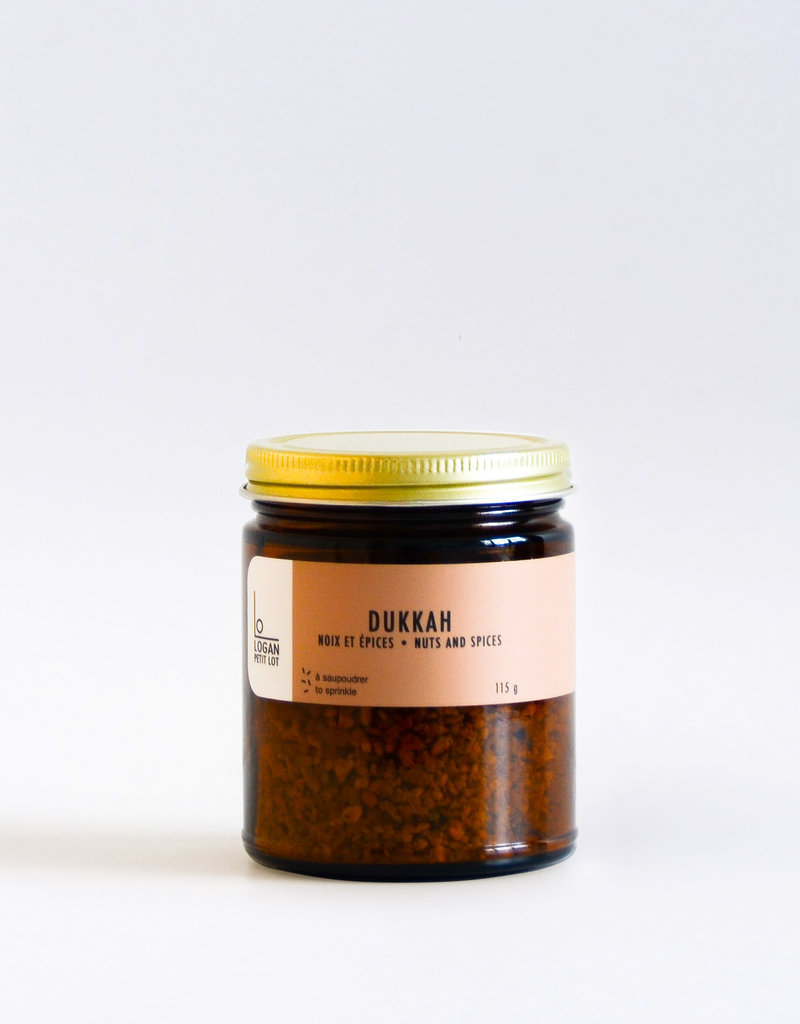 Logan Petit Lot Dukkah - Nuts and Spices