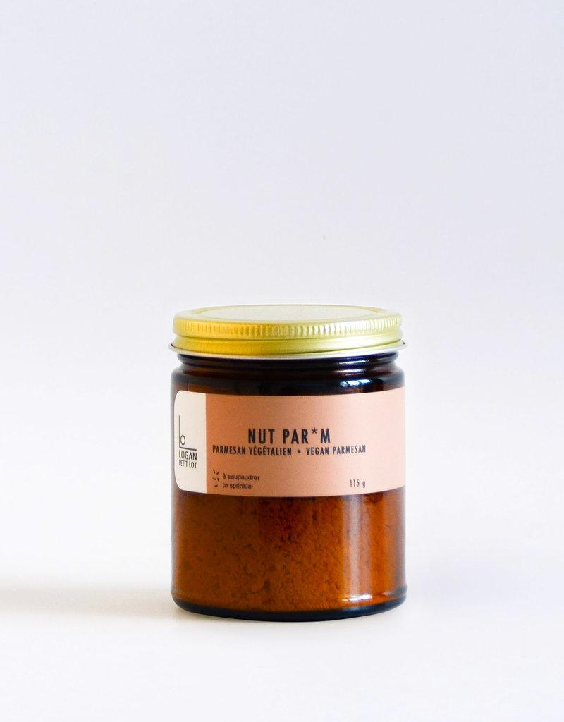Logan Petit Lot Nut PAR*M - Parmesan Végétalien
