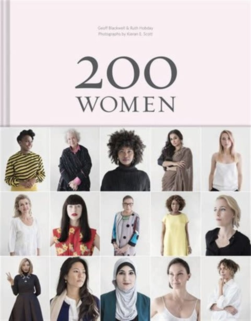 Raincoast Books 200 Women: Who Will Change The Way You See The World