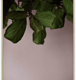 Paper Collective Green Leaves - 50cmx70cm