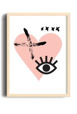 Toffie L'Affichiste Affiche Don't Brake - 8x10