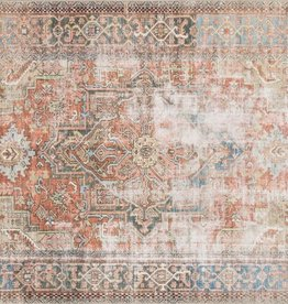 Loloi Tapis Loren Terracotta Sky - 3'-6''x5'-6''