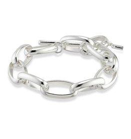 Pilgrim Bracelet Rán - Plaqué Argent