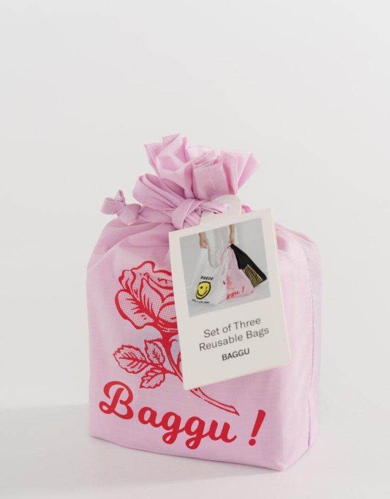 Baggu Standard Baggu Set of 3 - Thank You