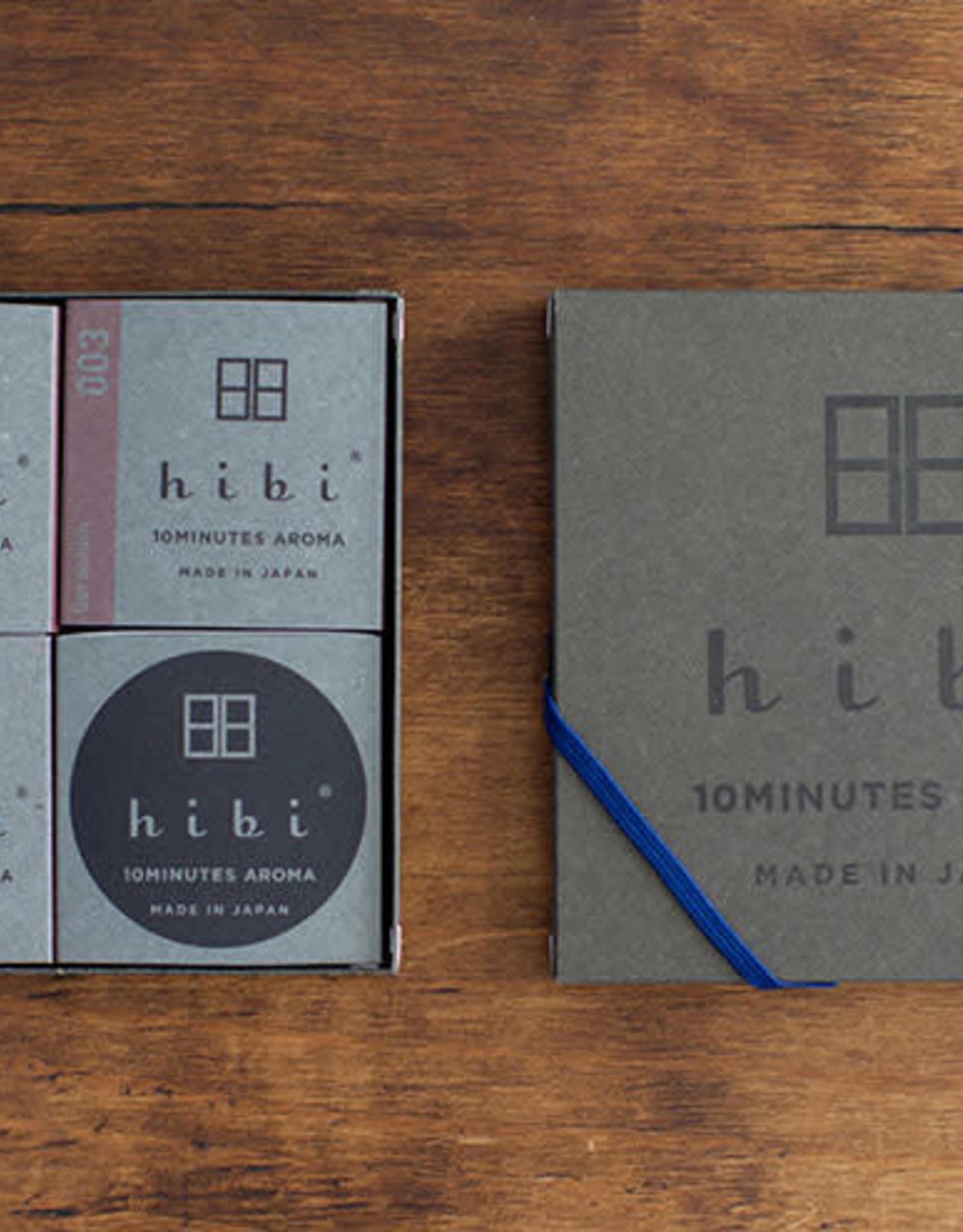 Hibi Boîte Cadeau Gris- 3 Fragrances