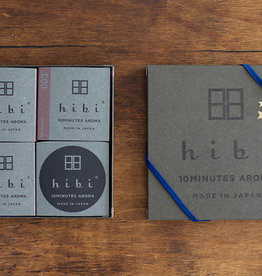 Hibi Gift Box Grey - 3 Fragrances