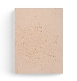 Baltic Club Notebook - Cosmic Pink