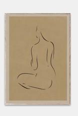 Paper Collective Affiche Lemon - Grace III - 30 x 40cm