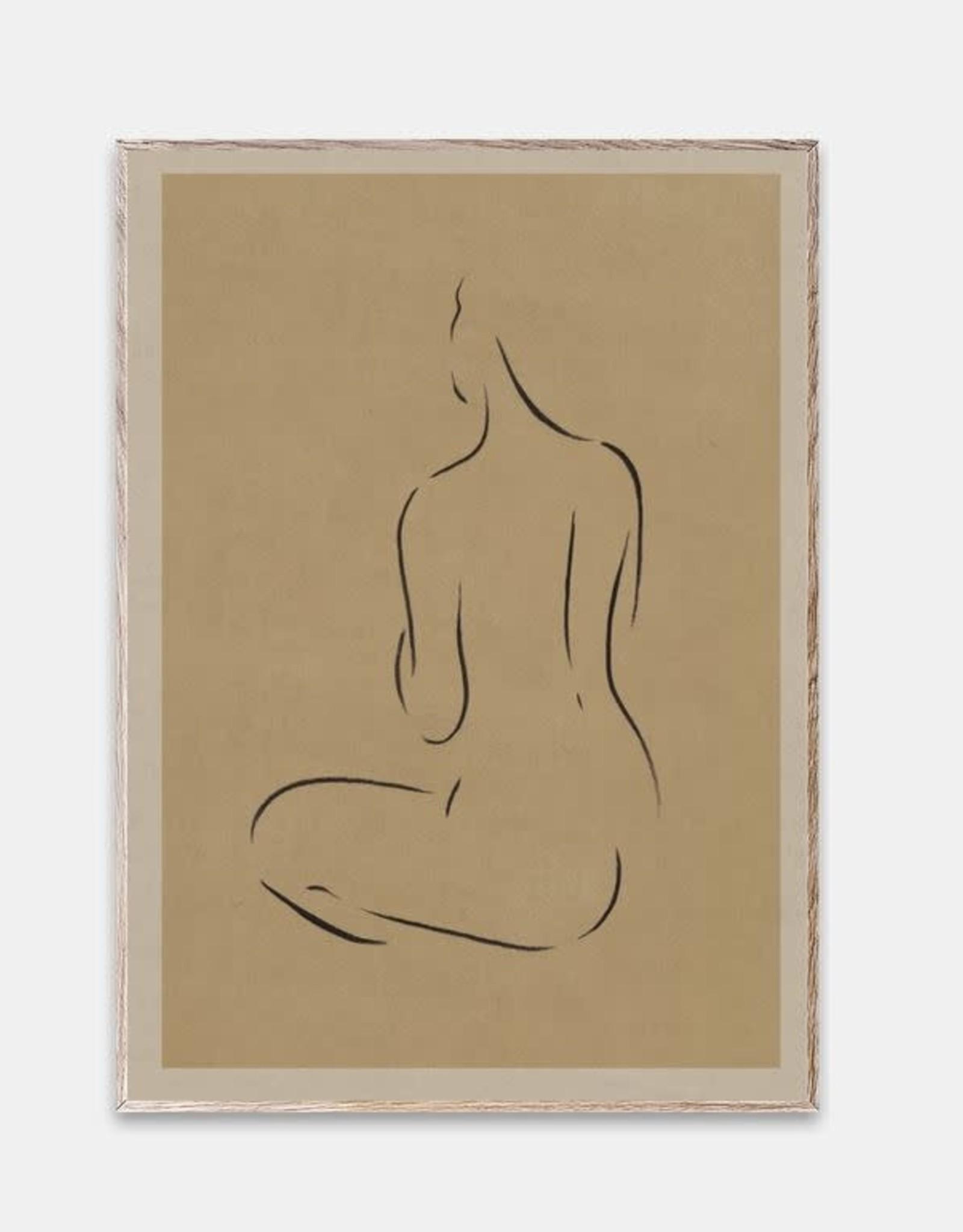 Paper Collective Lemon - Grace III - 30 x 40cm