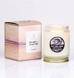 Sugi tree studio Soy Wax Candle - Thai Mango & Coconut Milk