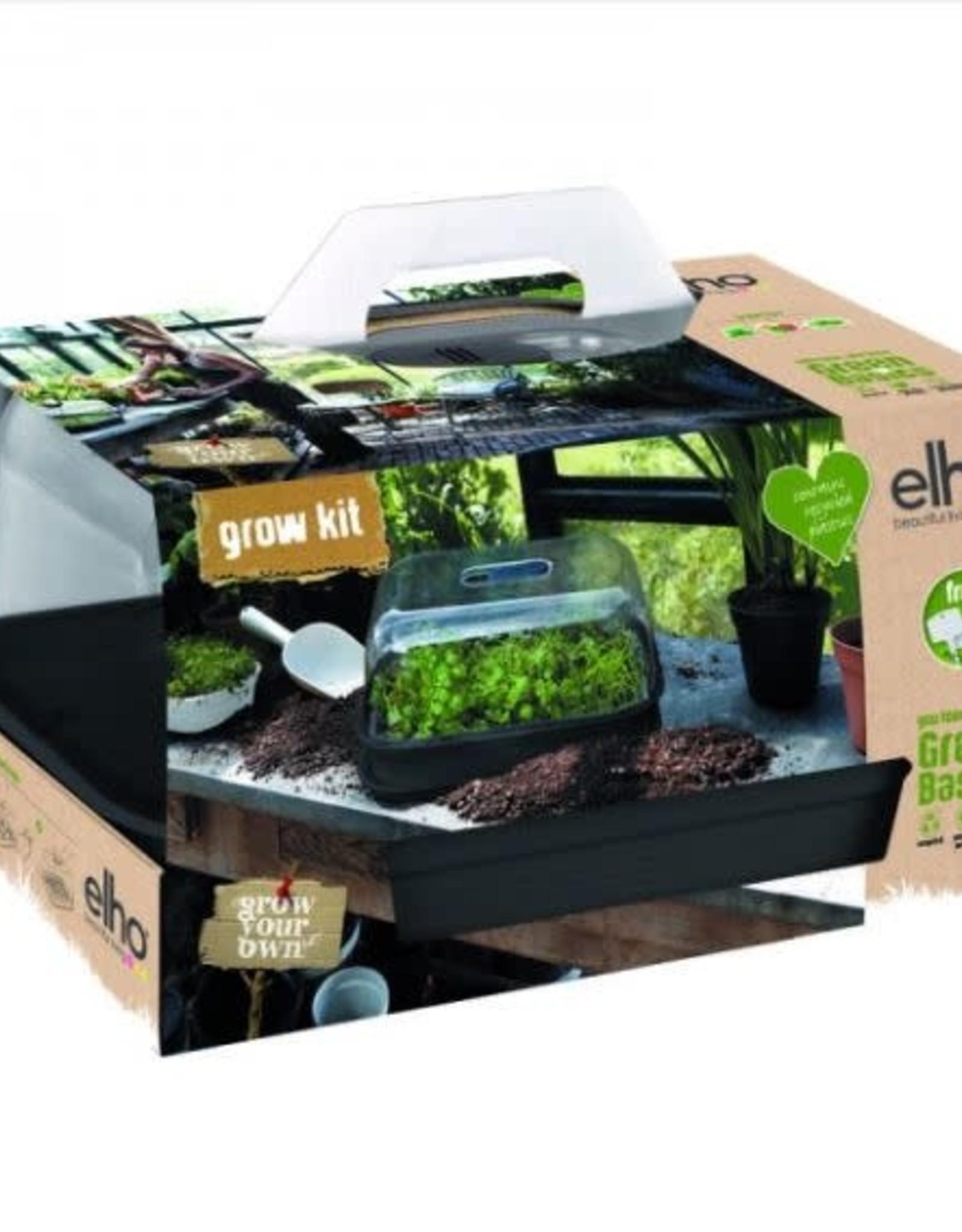 Elho Green Basics Grow Kit All-In-1 Living