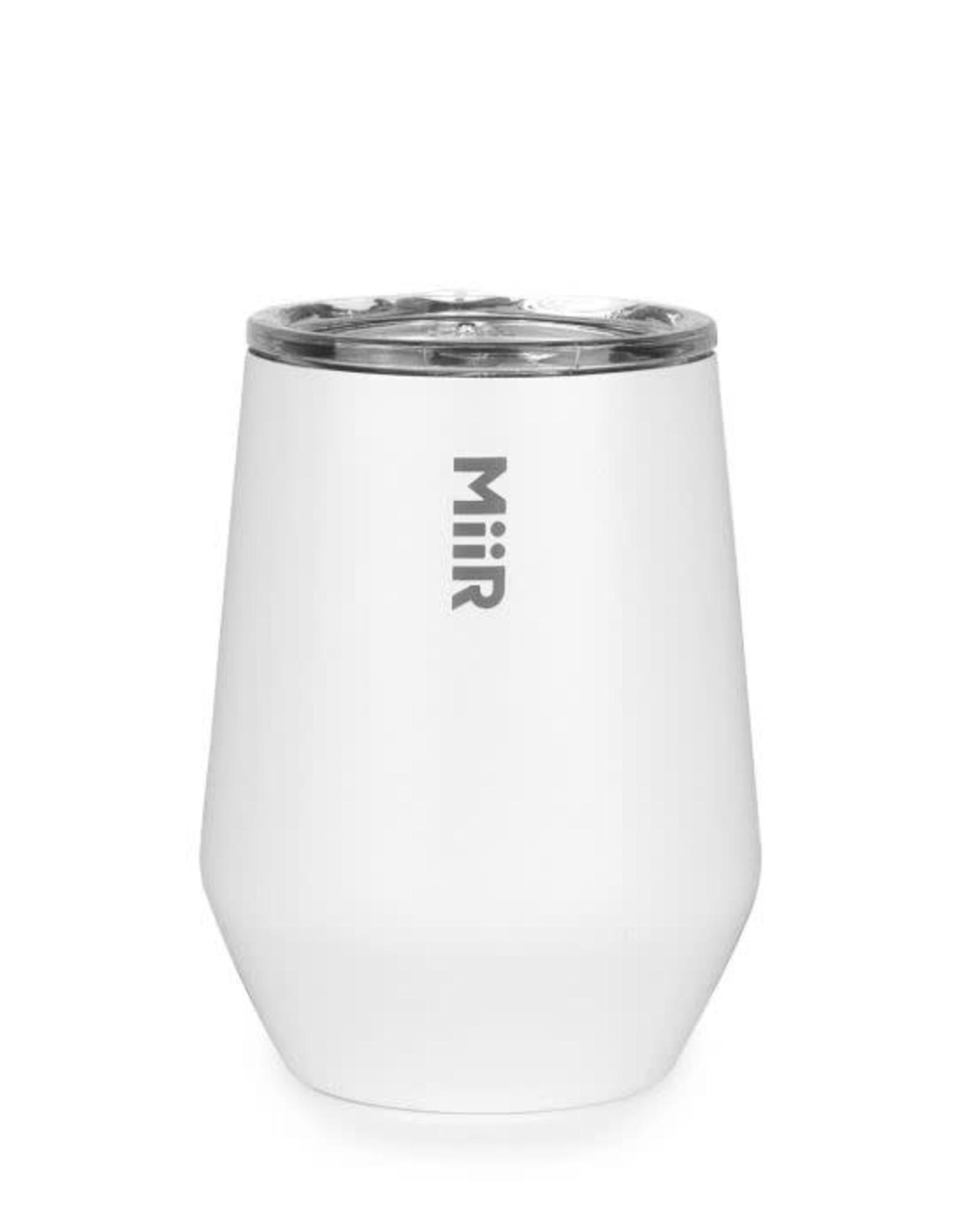 MiiR Wine Tumbler 10oz - White