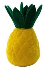Meri Meri Pineapple Velvet Cushion
