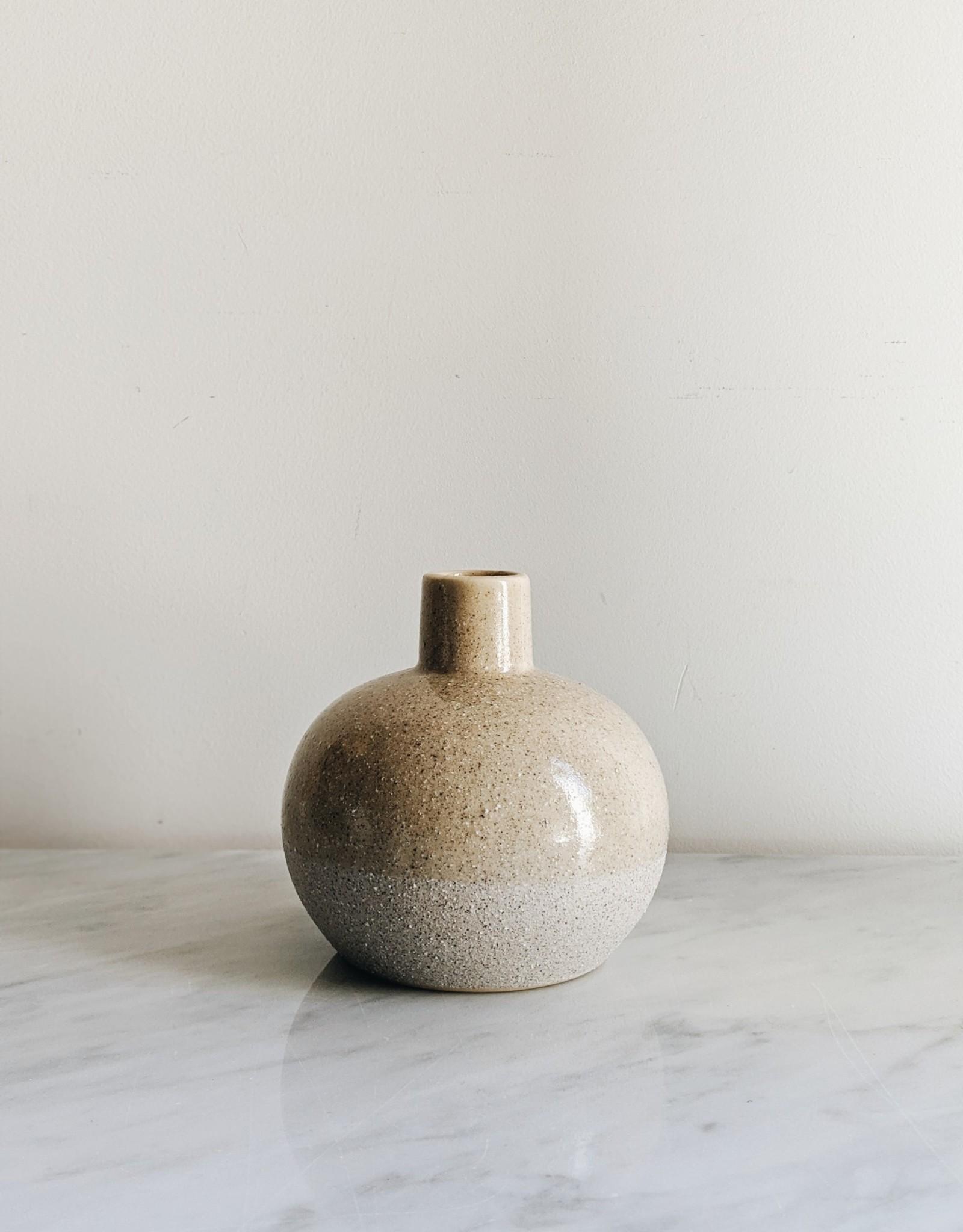 Vase with Sand Finish
