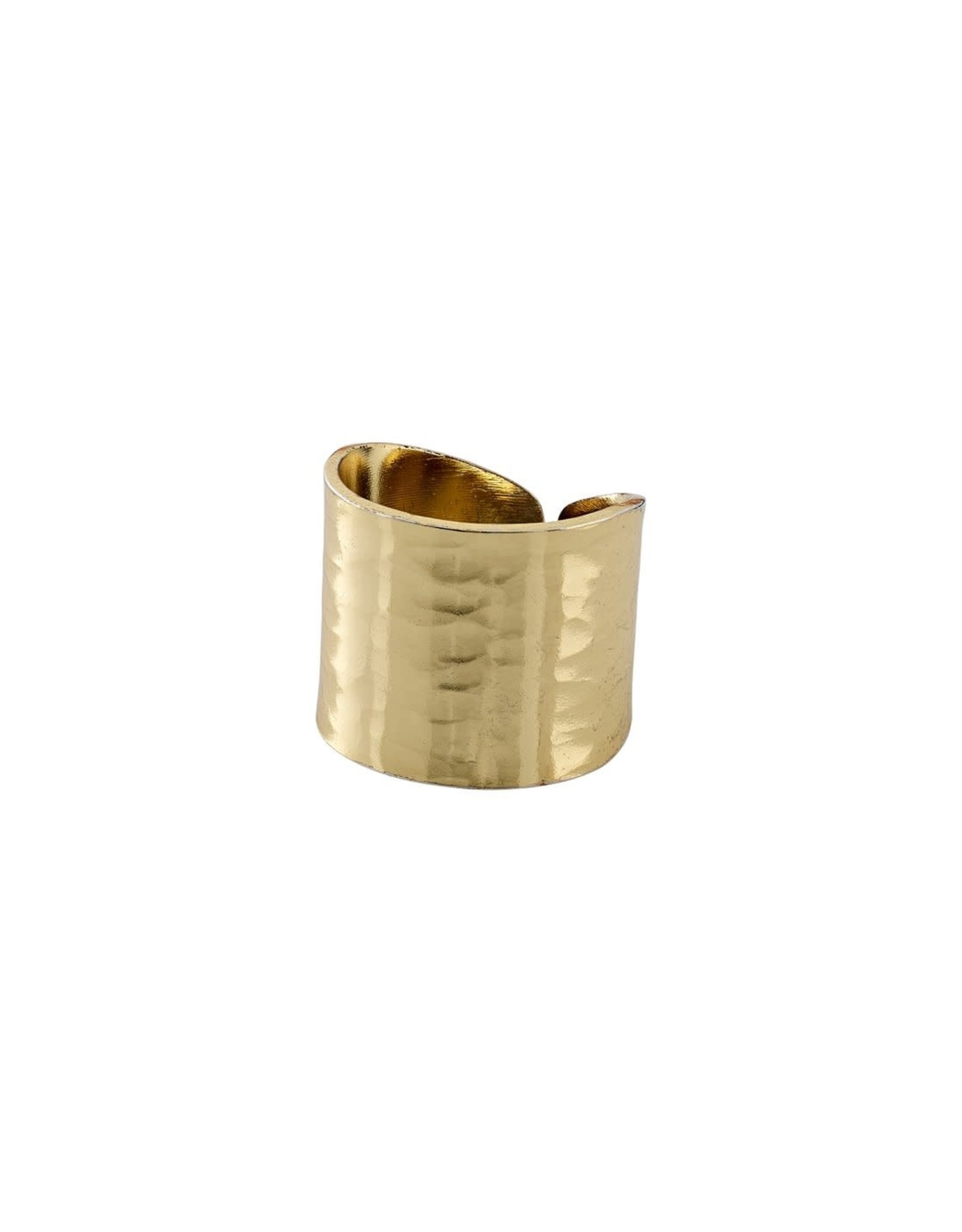 Pilgrim Ring Abbie - Plated Gold