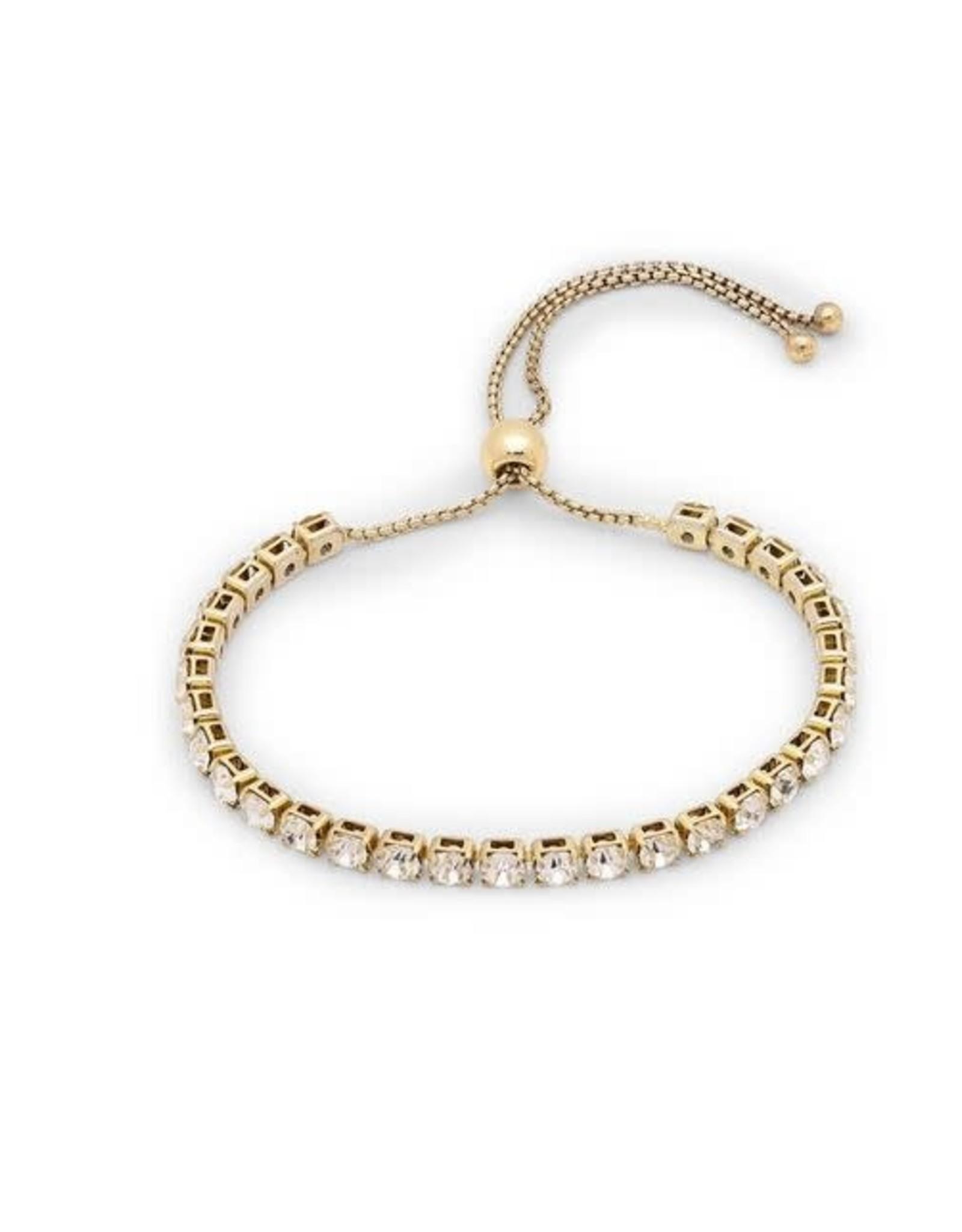 Pilgrim Bracelet Lucia - Plaqué Or