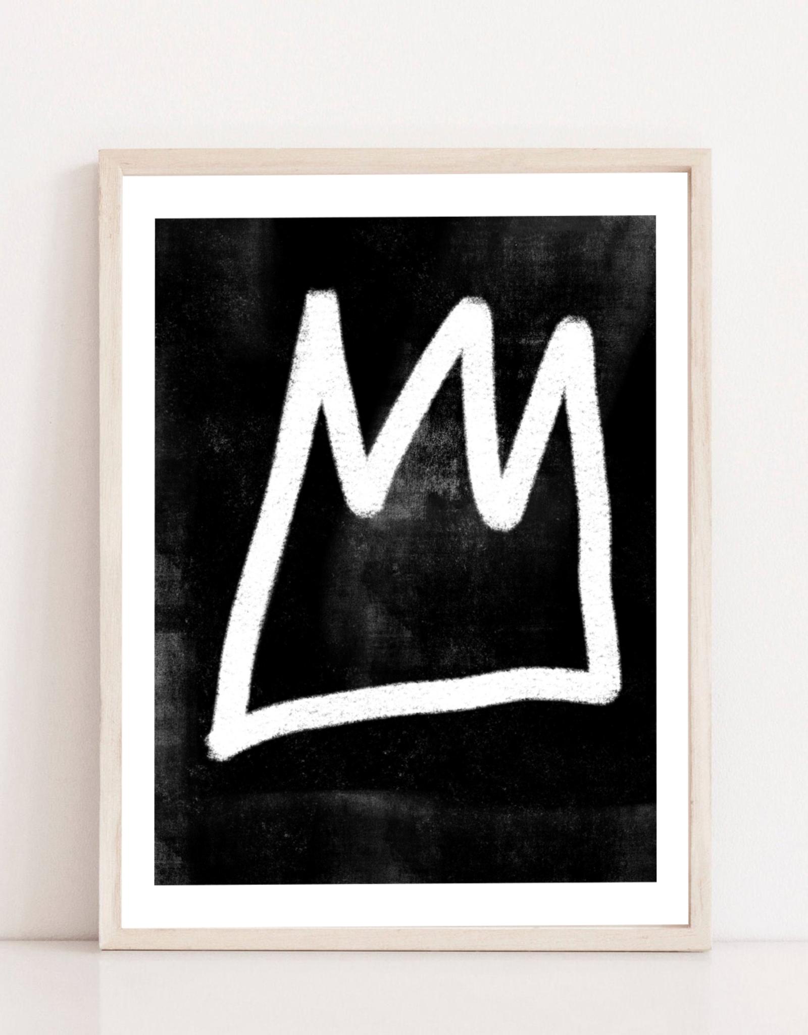 Toffie  Affichiste Affiche Crown 8x10