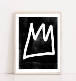Toffie  Affichiste Print Crown 8x10