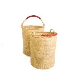 Natural Bolga Hamper Basket