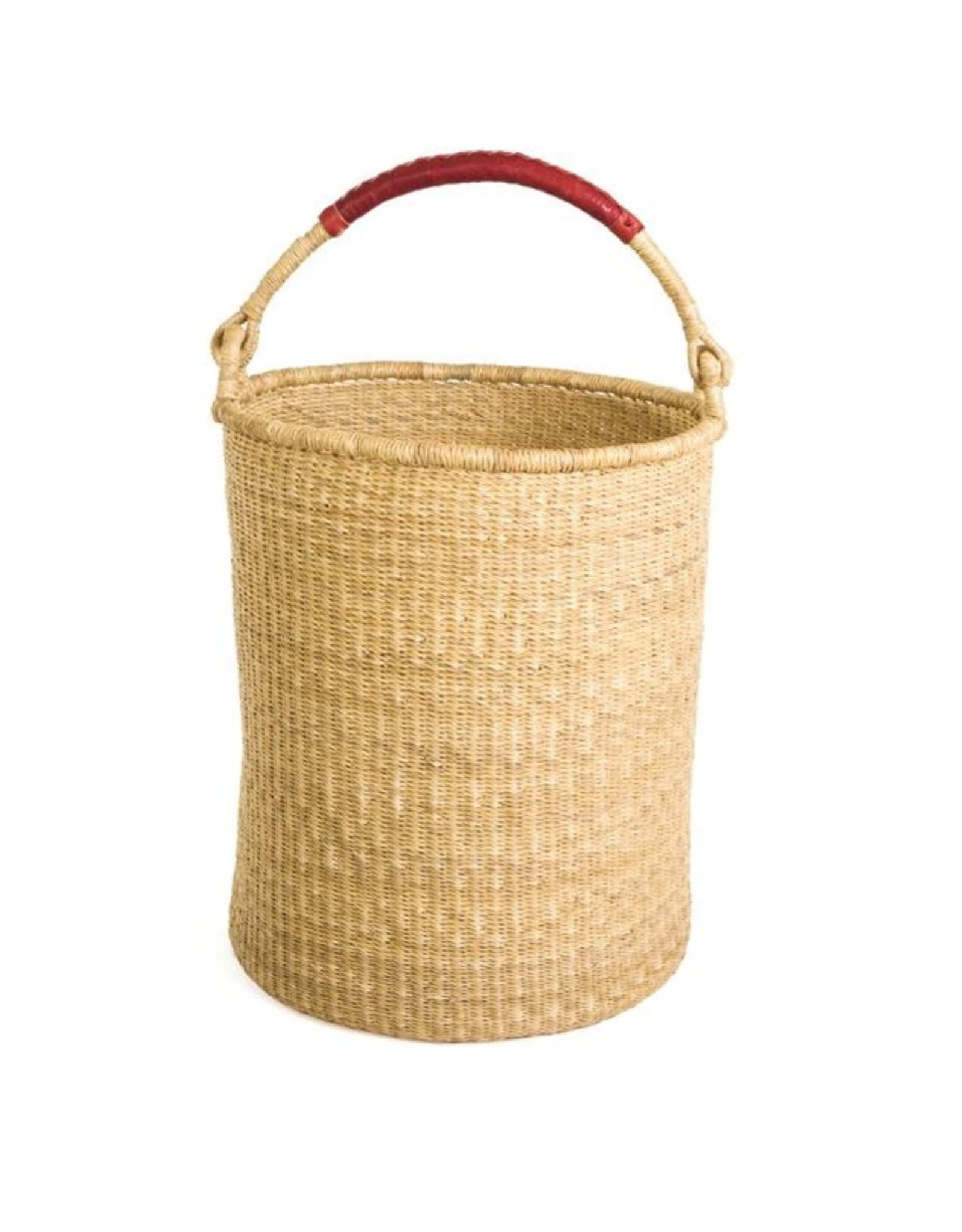 Natural Bolga Hamper Basket