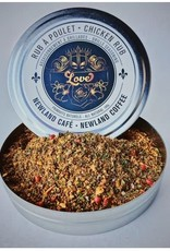 Newland Café Rub BBQ à Poulet - Love