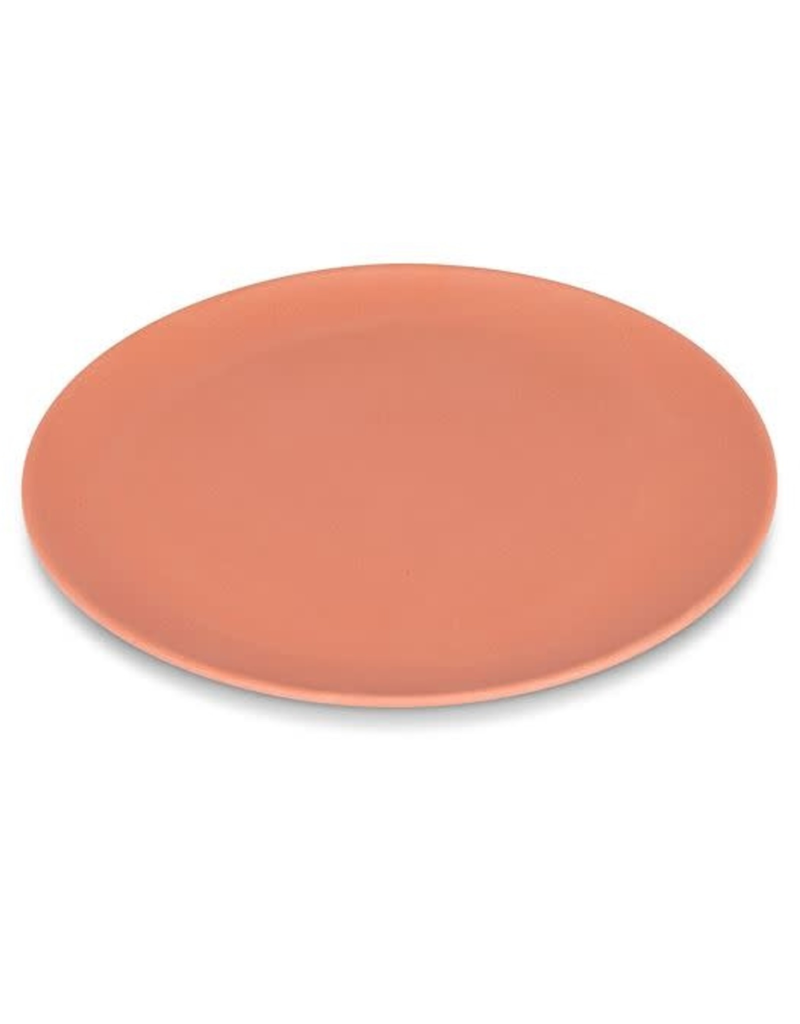 Bamboo Dinner Plate - Set of 4 - Coral
