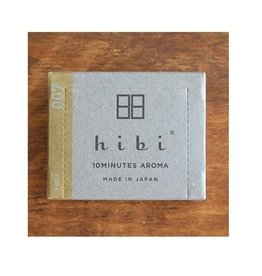 Hibi Grande boîte de 30 bâtonnets - Yuzu