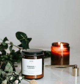 Atelier La Vie Apothicaire Candle - Rosemary/Lavender