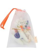 Meri Meri Set de Décorations Llama pour le Sapin