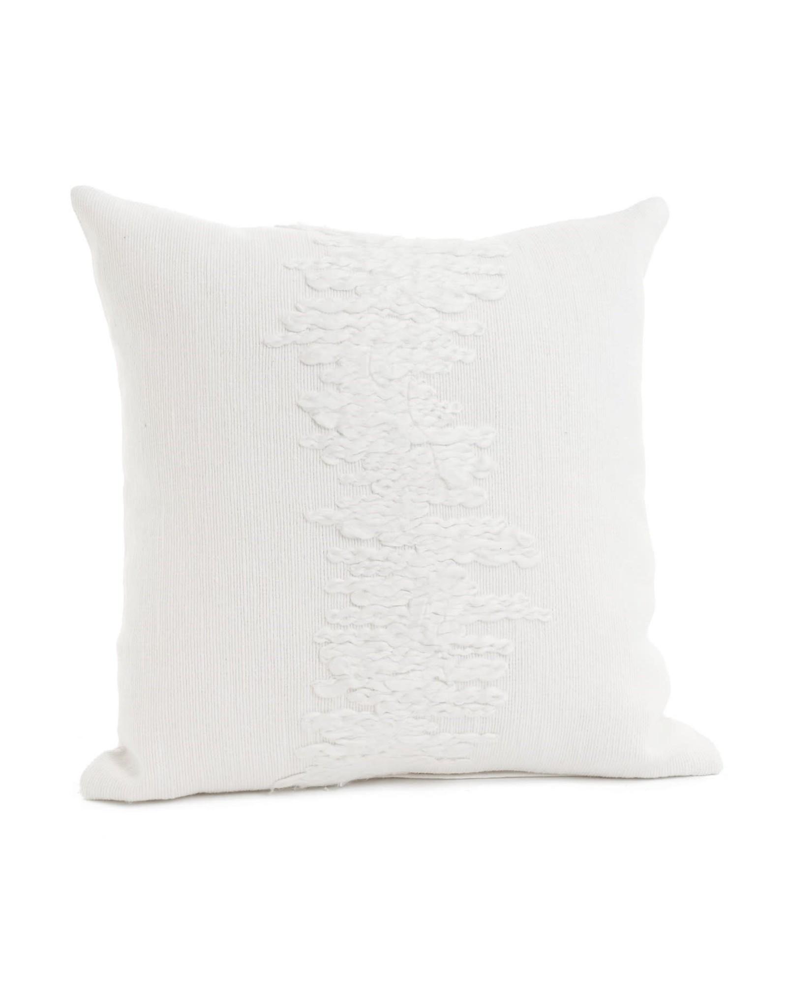 Bonavista - Bovi Home Taylor Cushion Wool Details 17x17