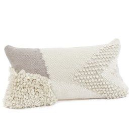 Muller Wool Cushion 12x22