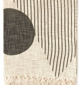 Meridian Cotton Throw