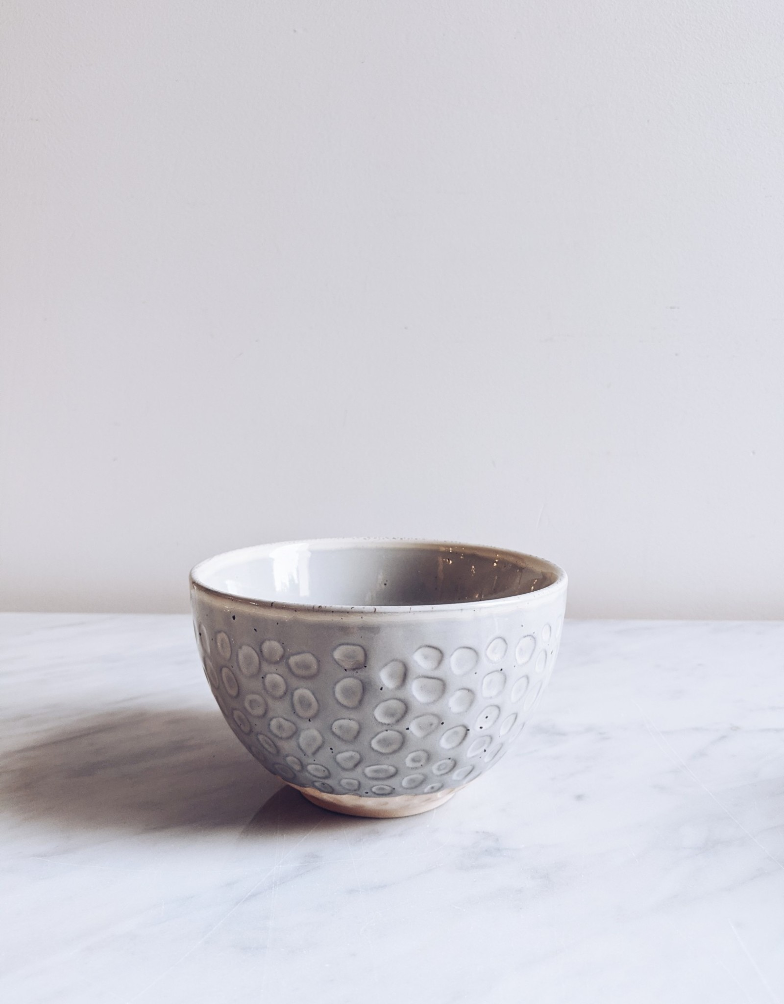 Stoneware Bowl - Grey