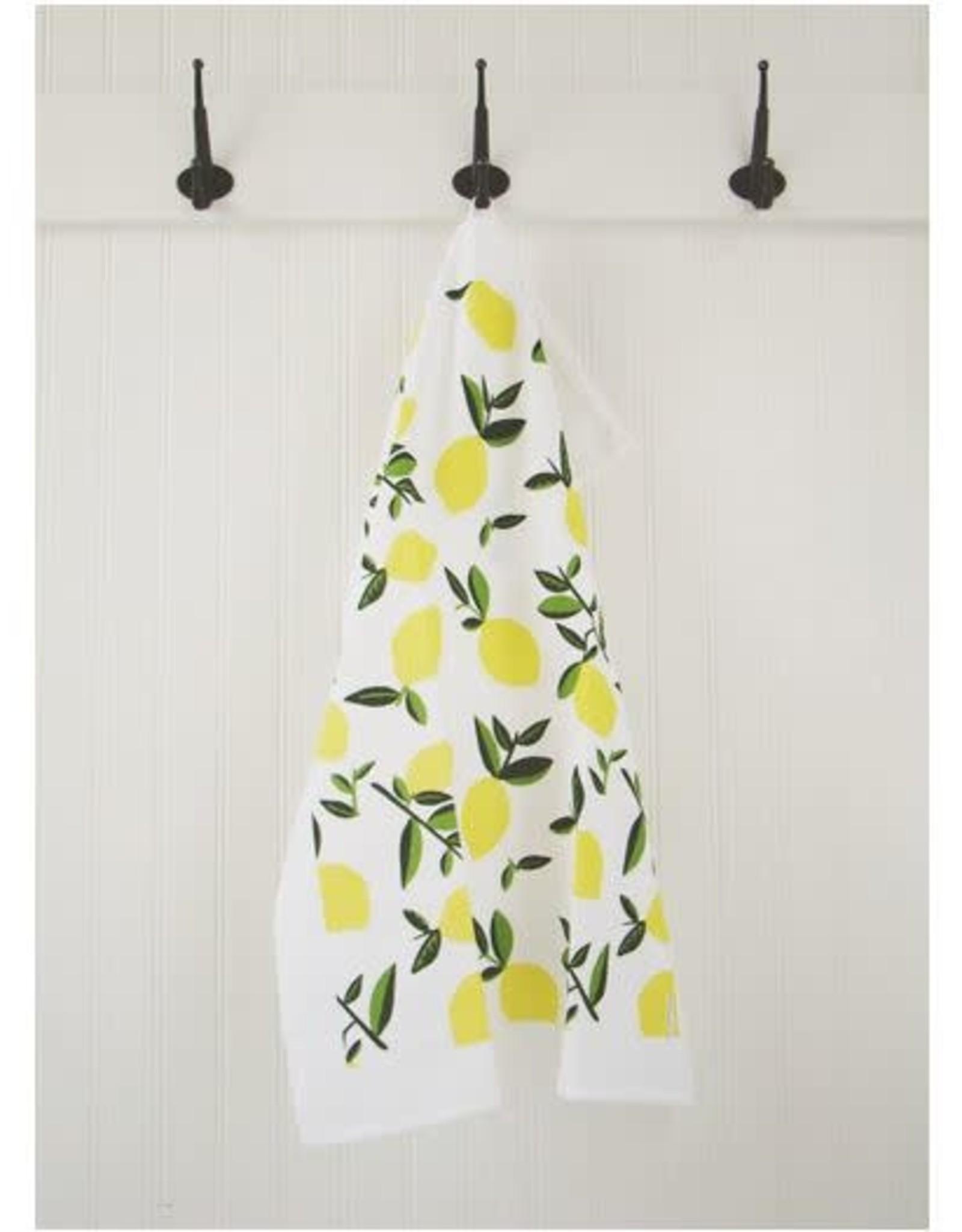Ten and Co. Tea Towel - Lemons