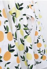 Ten and Co. Tea Towel - Oranges