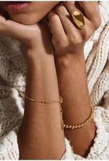 Pilgrim Bracelet Mabelle - Gold Plated