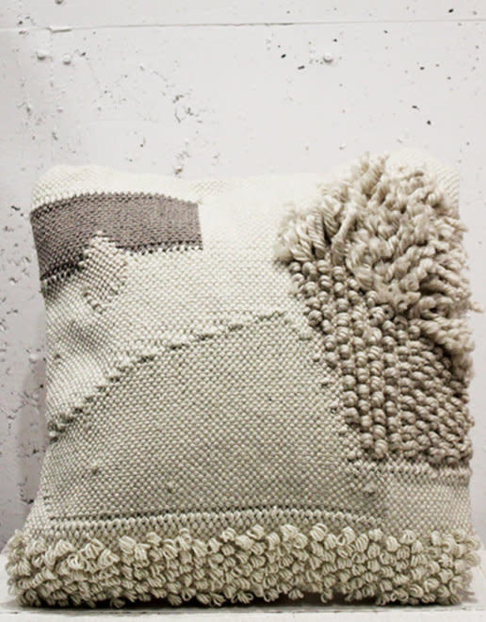 Wool Cushion 17x17