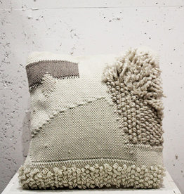 Wool Cushion 17x17