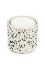"Candleholder - Black and White - 2""x2"""