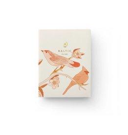 Baltic Club Carnet de Poche - Oiseaux