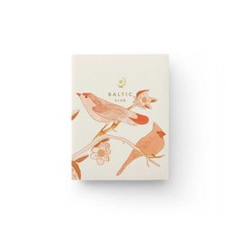 Baltic Club Pocket Notebook - Birds