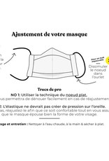 Augustin & Co Mask Adult - Pattern
