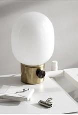 Menu Lampe de Table Moderne - Métallique, Laiton Poli