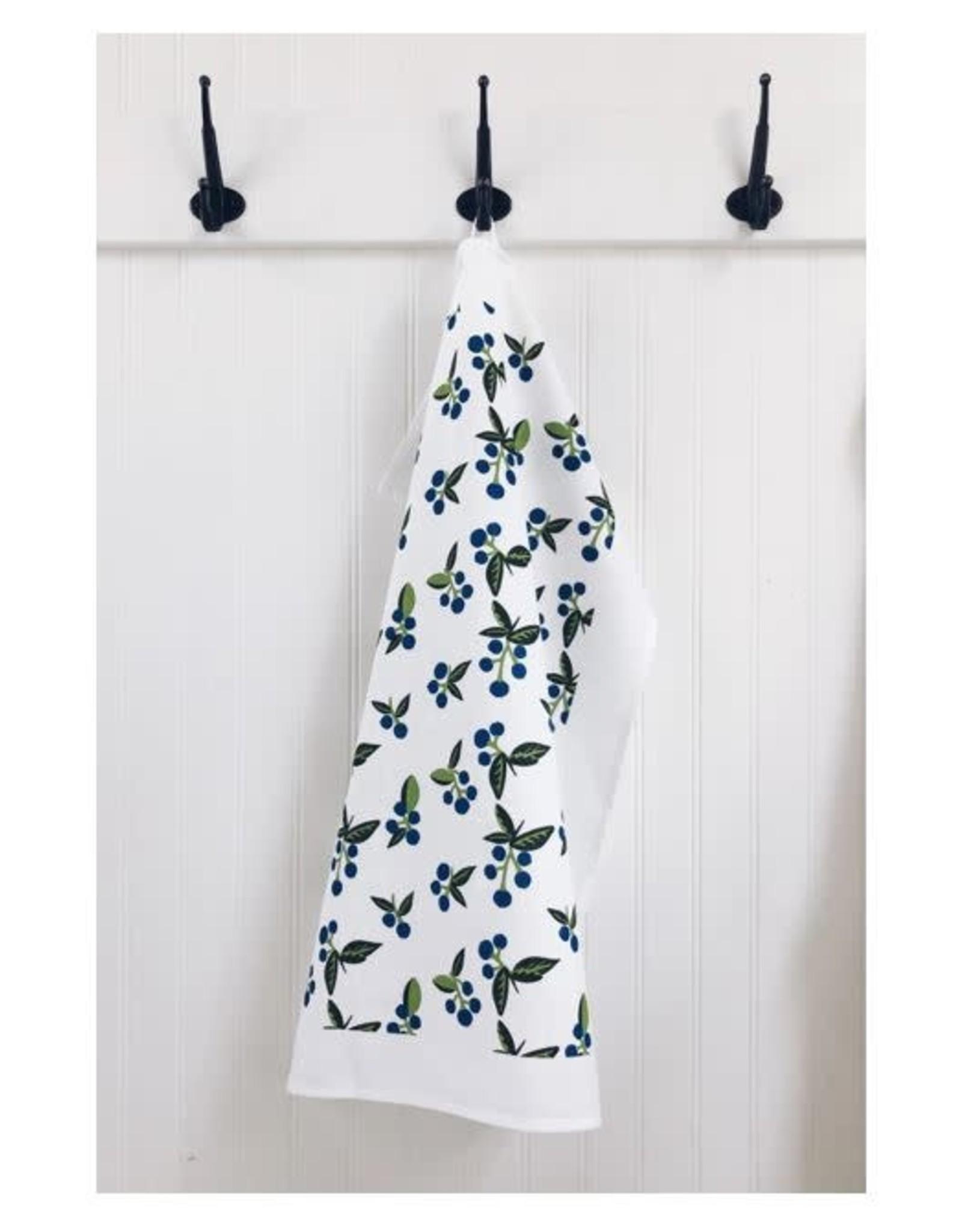 Ten and Co. Tea Towel - Wild Bluberry