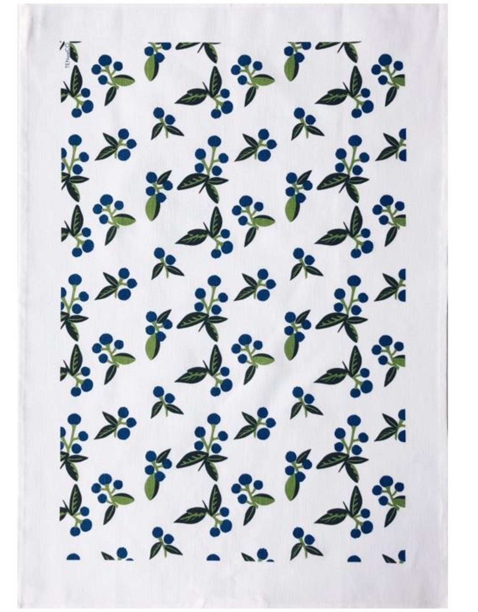 Tea Towel - Wild Bluberry