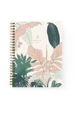 Baltic Club Spiral Notebook - Florida Flora